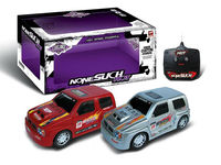 2014 super 2ch rc mini race car toys with music