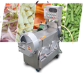 Hot sale Multifunction Fruit and vegetable slicing,strip cutting and dicing machine