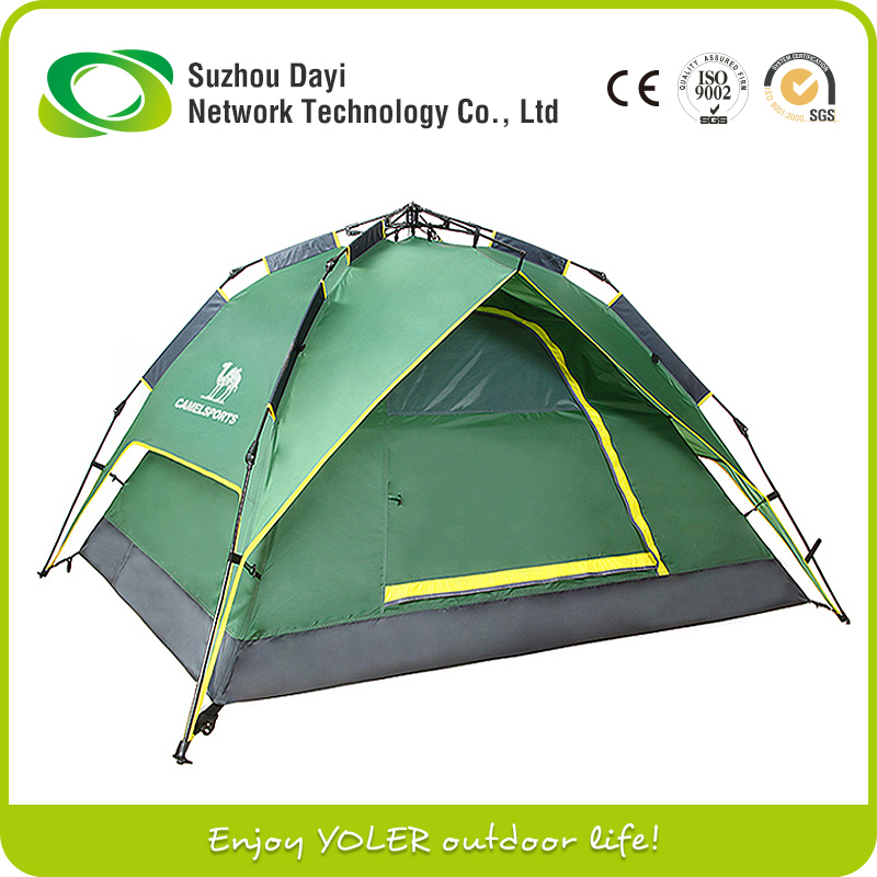 Yoler Quick Pop Up Tent Automatic Open Camping Tent