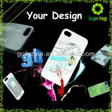 water transfer printing, custom design cube phone accessories for iphone 5