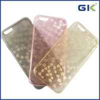 [GGIT] Newest Ultra Soft Cover Case for iPhone 6 Transparent TPU Back Case
