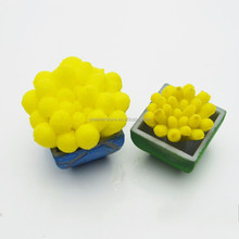 Wholesale Home Decorate Water Growing Planting Flowers small Toy