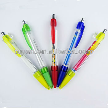 Promotional Pull Out Advertising Banner Pen TC-B035