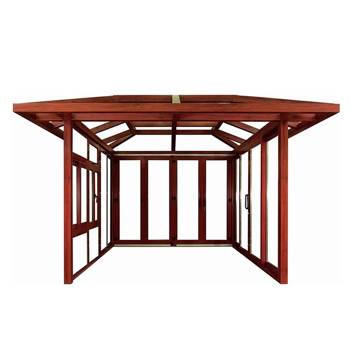 Top Selling Outdoor Oem/Odm Aluminum Frame Sunroom
