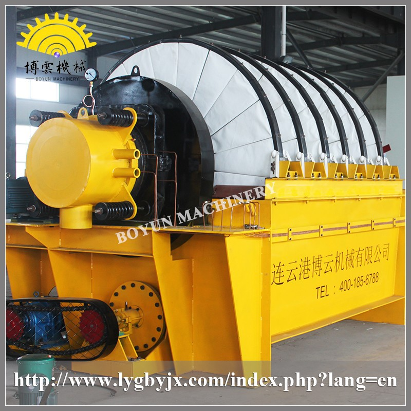 Pharmaceutical Filtration Equipment Disc Vacuum Filter Best Mining Machine for Sale