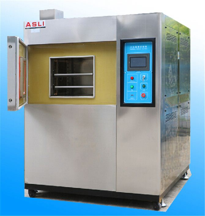 Thermal Shock Test Chamber With RS-232 Communication