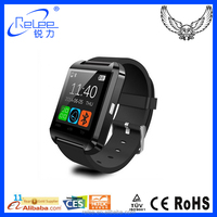 2015 Fashionable Cheap Bluetooth Android Sport Smart watch u8