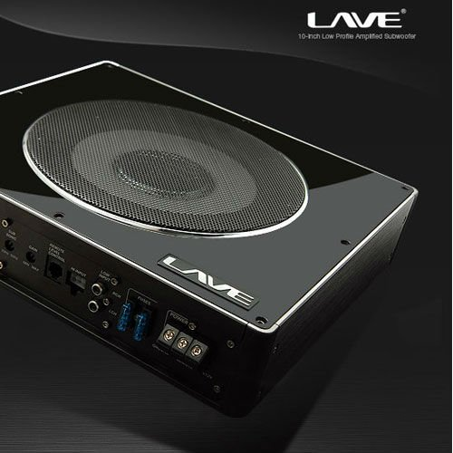 Car active subwoofer ** LV-8308 **