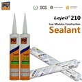high performance construction polyurethane paintable sealant Lejell 210