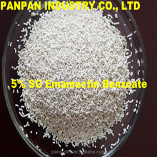 Pesticide Factory Supplier Emamectin Benzoate Formulation 5%wdg Benzoate Emamectin