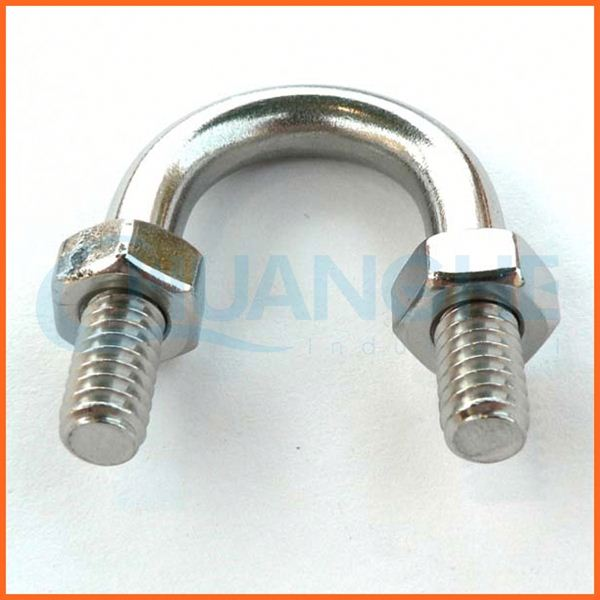 Made in China heavy duty hex structure bolt and nut