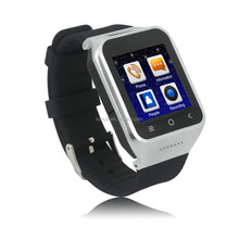 waterproof smart watch, dual core mtk6572w android mobile, heart rate monitor watch