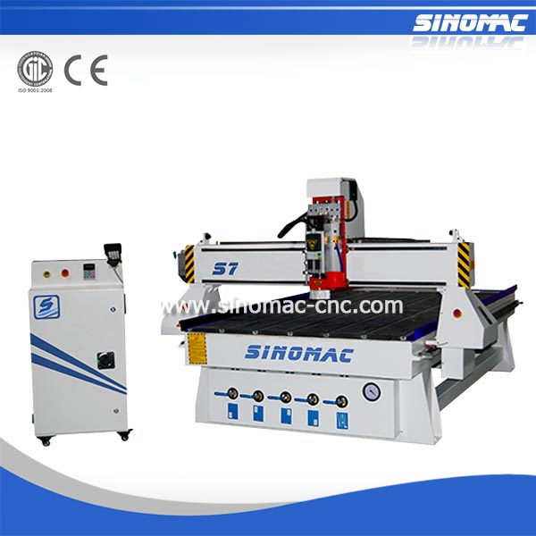 S7 1325 3 Axis CNC Router Machine Price