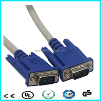 High Resolution HD15 M/M vga cable