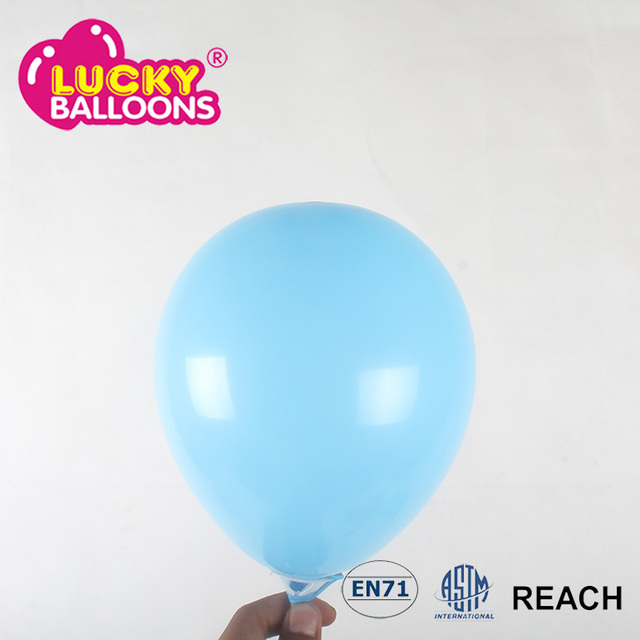 various kinds of balloons biodegradable helium balloons for decoration