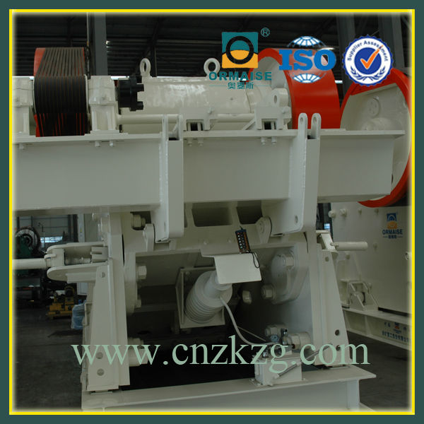 Good performance stone jaw crusher manufacturers in india