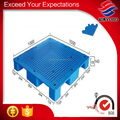 Wholesale light duty small 9 feets 1000*1000 plastic pallets