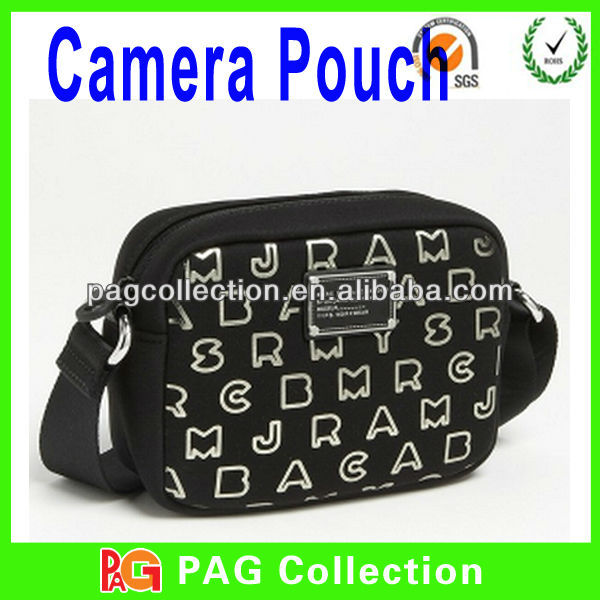Camera Fitted Neoprene Case Sleeve Cover Protective Bag
