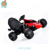 WDTL5388 Baby Cars Toys Electrical Ride With Double Battery Tractor Car Charger Light