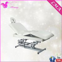 LMA Newest 1motor automatic massage table electric beauty facial bed chair