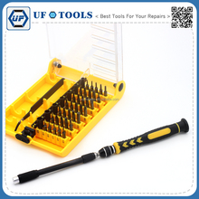 45Pcs/set DIY Repair Opening Tools Set Pry Tools Tweezer For MOBILE PHONE Laptop iPhone 6G 6s plus