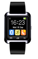 2016 factory cheap price touch Screen smart watch U80 with MP3 /Pedometer for sale