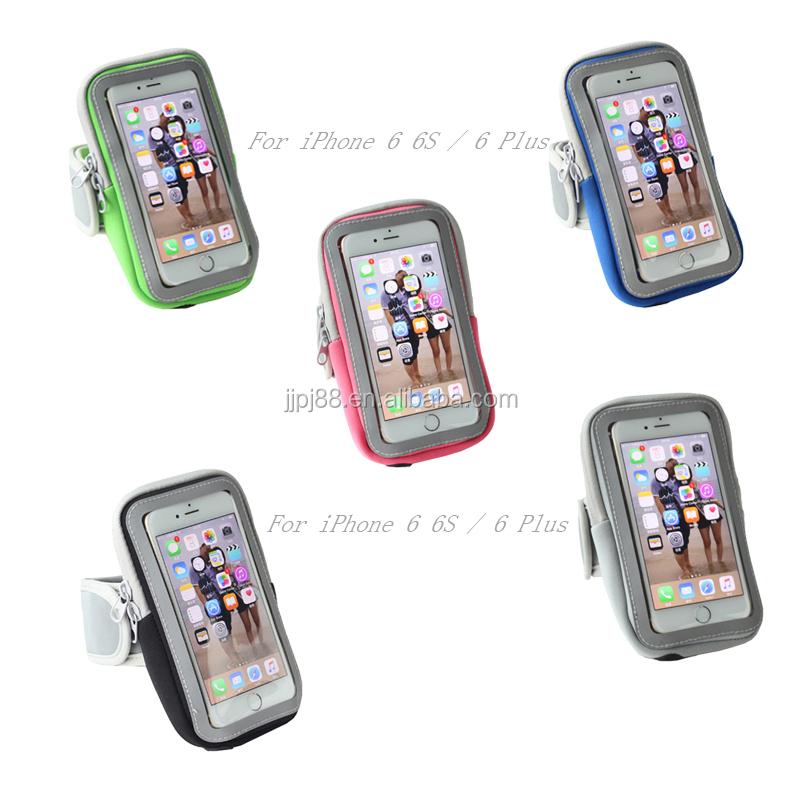 Top Quality Universal Sport Running Armband Case for Iphone 6 6S 7 / Plus
