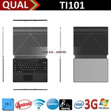 original 16GB 10.1 inch Retina Windows 8.1 / Android 5.1 Dual OS 3G Tablet PC B
