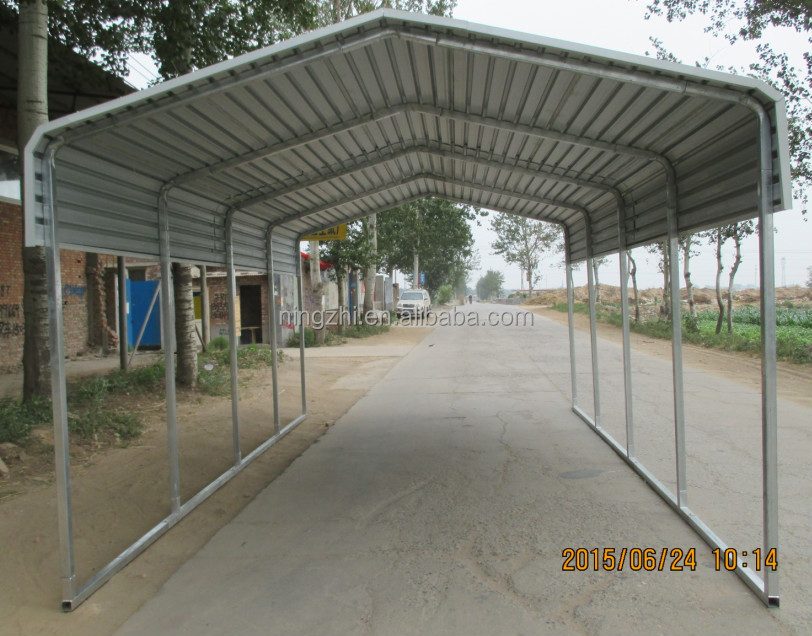 Rv carport buy rv carport metal carport steel carport for Carport 6x9m