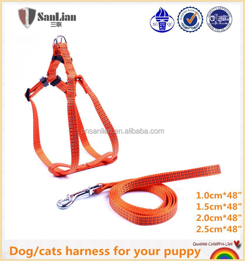 2015 new arrival dog/cats harness soft for your special puppy