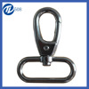 Metal zinc alloy lobster claw swivel snap hook