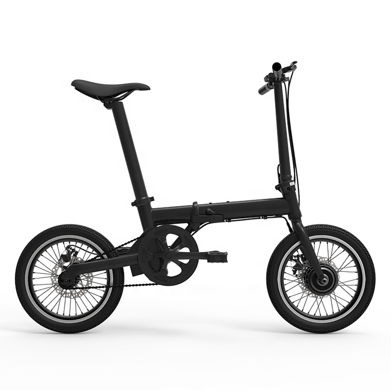 Cheap Price Chinese <strong>City</strong> 16inch Ebike Folding Frame With Hidden Battery