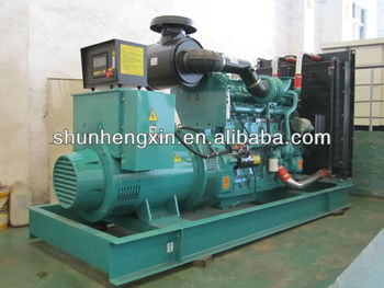 200KW/250KVA Diesel Generator Set Powered by Cummins Engine (NT855-GA)