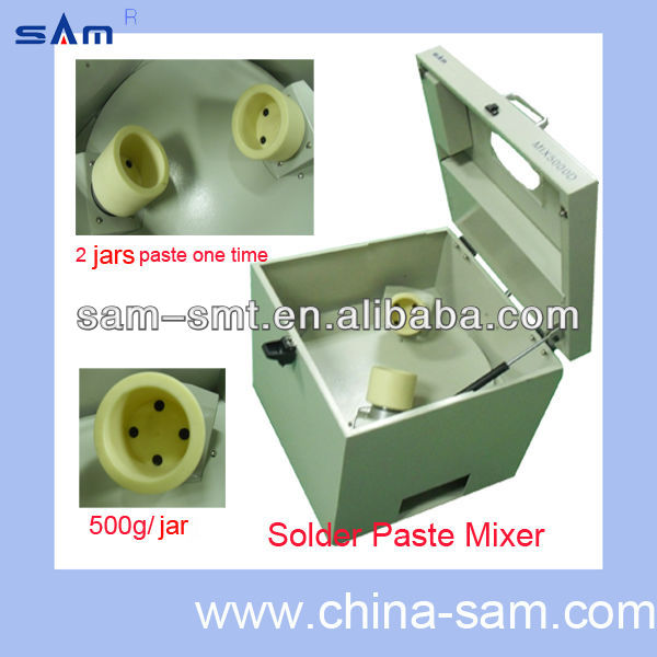 Durable SMT Solder paste mixer /mixing machine