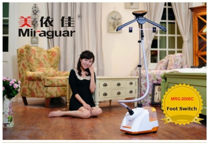 2800ml foot operated laundry equipment reliable steam iron clean vapor fabric multifunctional garment steamer