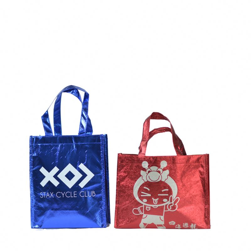 Customized Newly laminated laminated pp woven shopping bag