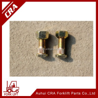 Steering Wheel Hub Bolt, HELI Forklift Parts