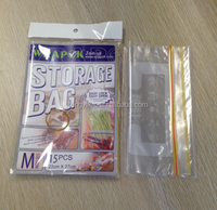 New design cheap pack multi-use plastic storage bag