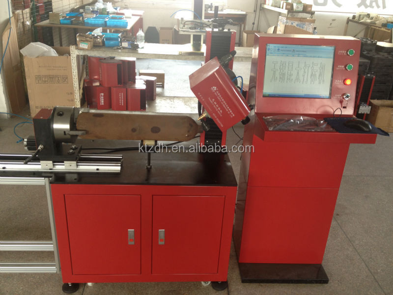 Wholesale price! Factory sells directly ! line or dot pin nameplate marking machine