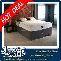 hot selling visco foam bonnell spring korean mattress