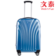 Best Seller aluminum jewelry girly suitcases travel bags abs trolley case