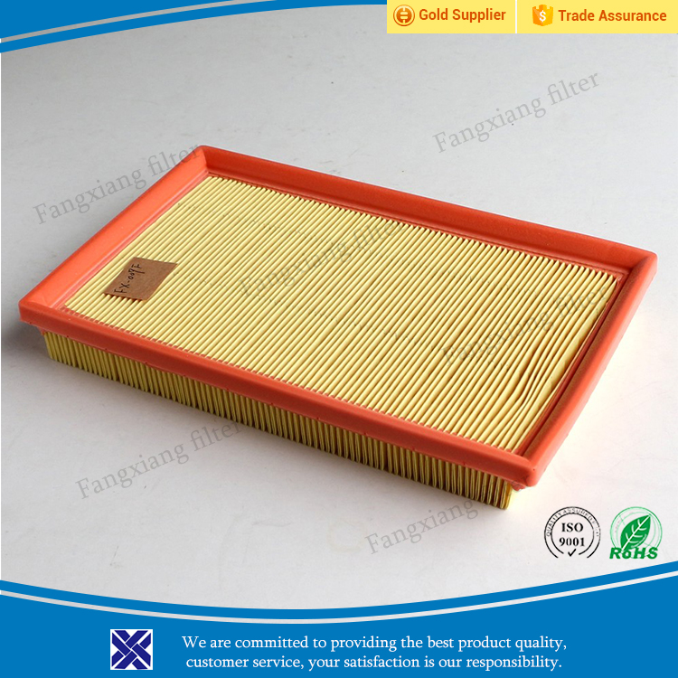 Bosch VF120H Flat Pleated HEPA Filter Factory supply of new products air filter