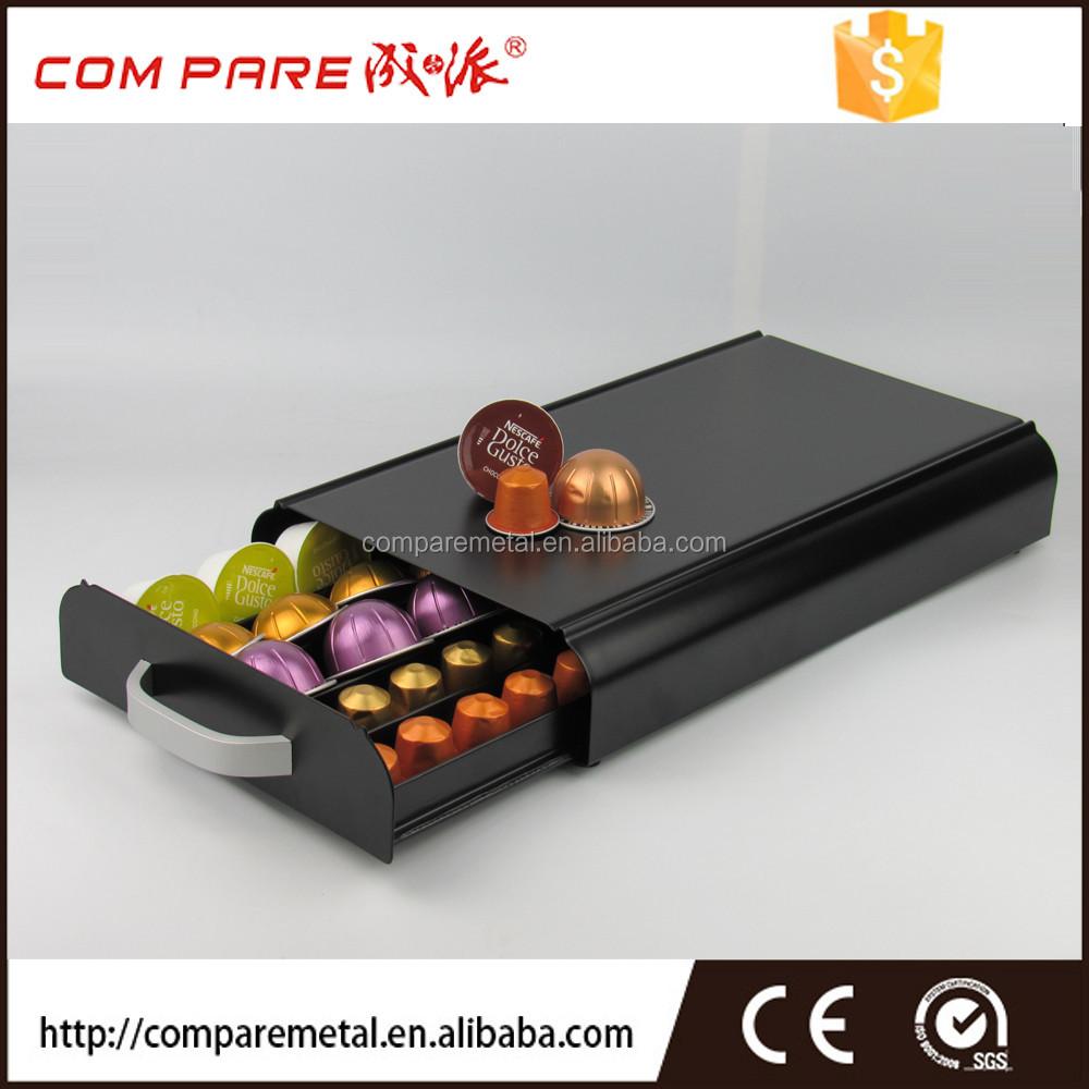 Dolce Gusto/Nespresso/Vertuoline Capsule Coffee Pod Storage Drawer
