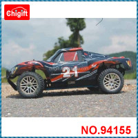 1/10 scale 4x4 rc truck hsp 94155 Nitro Gas Destrier Short Course Rally Monster Truck