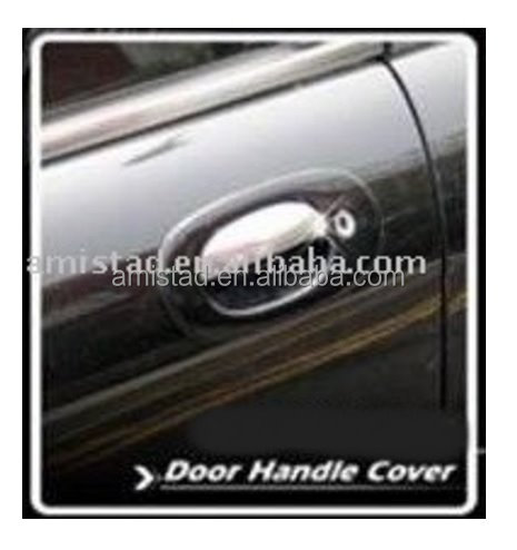 AUTO ACCESSORY CAR DOOR HANDLE CHROME COVER FOR JAGUAR XK8 1996-2006