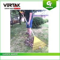 Well-funded perfect quality 2 in 1 lawn rake grabber