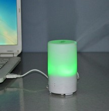Compact Design and Usb Port ultrasonic aroma diffuser car humidifier