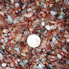 Red Quartz Tumbled Stone Crystal Chips