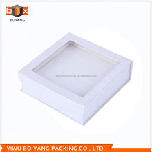Top quality fashion design customized size OEM watch box