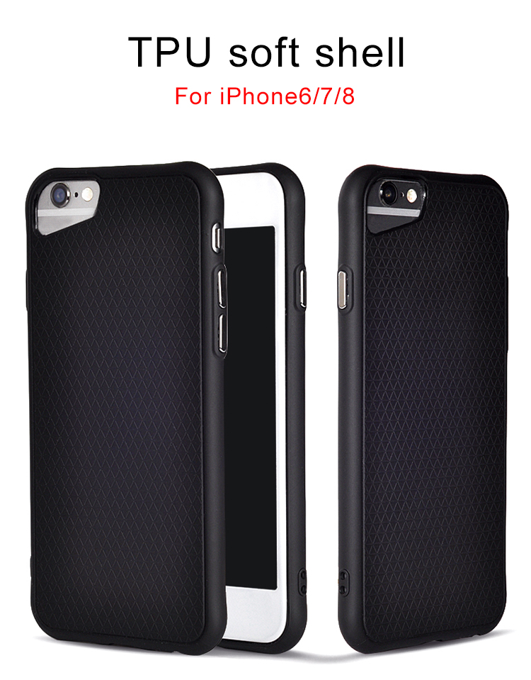 DFIFAN Cell Phone Accessories Back Cover for iphone 8 Cell Phone , Drop Resistant Mobile Phone Cover for Apple Iphone 8